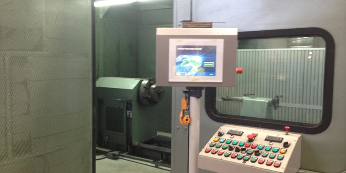 Hvof System Installation