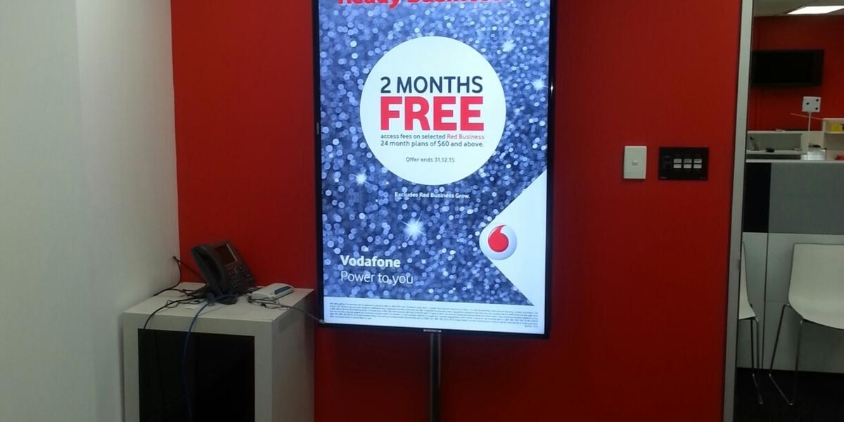Vodaphone stores